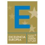 Sello de Excelencia Europea EFQM 500+